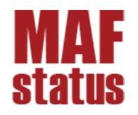 MAF Status