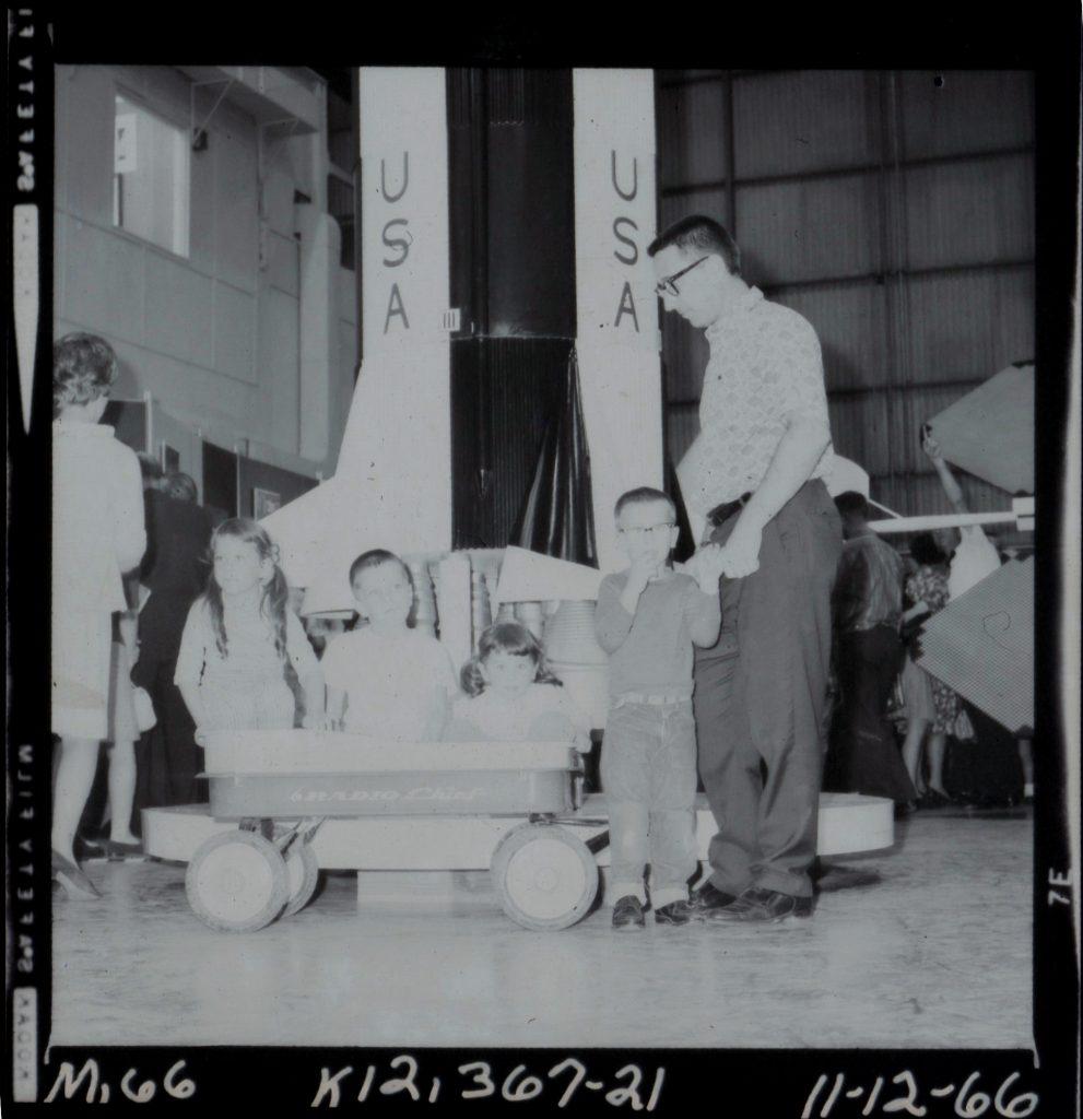 May 2020- MAF Open House November 12, 1966