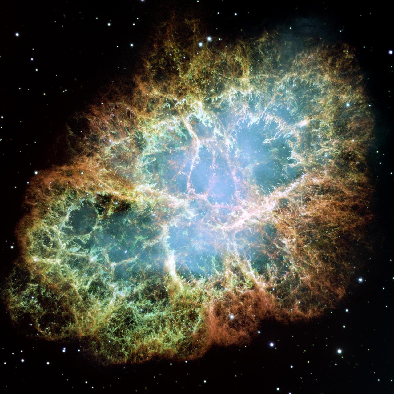 Crab Nebula 1