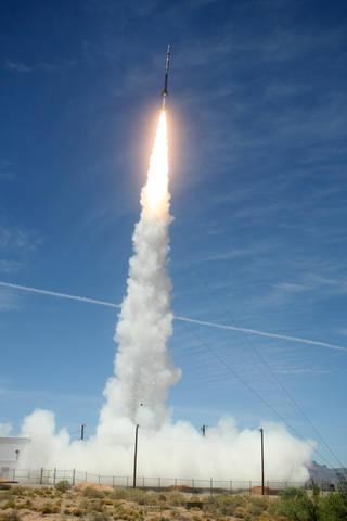 HI-C 2 rocket