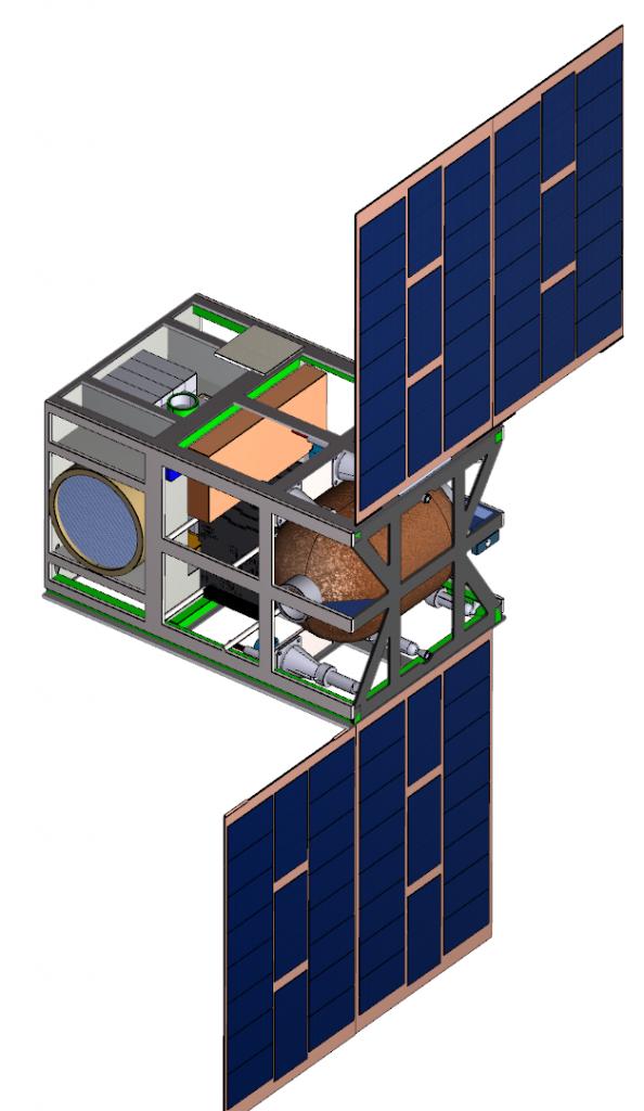 MoonBEAM Instrument