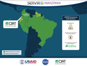 Servir amazonia image