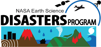 disasters logo white