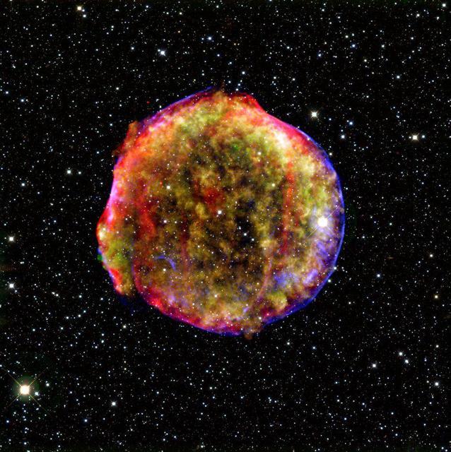 Tycho Supernova Remnant