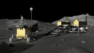 JAXA lander concept